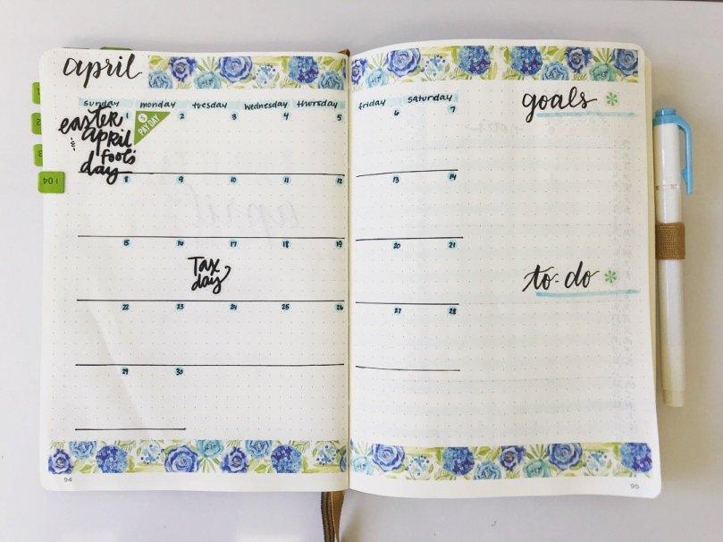 2018 April Month