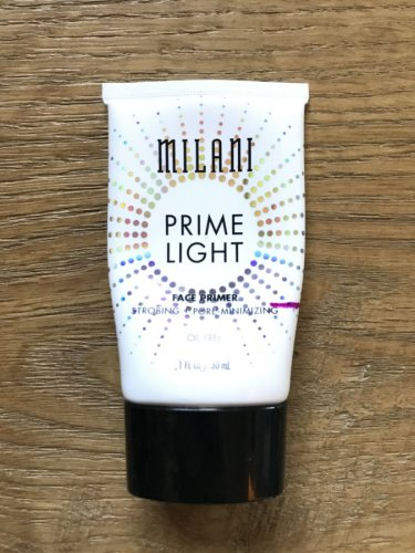 Milani Prime Light Primer 03-16 Start, Update 3