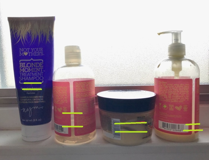 04-10 Update 4 Hair Products