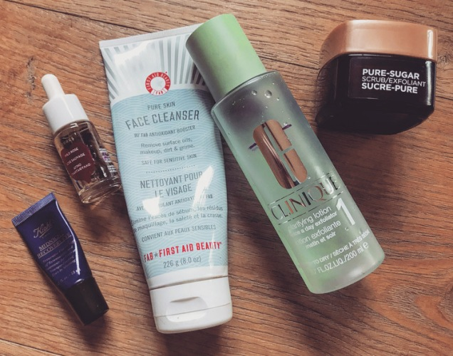2018-04 Evening Skincare