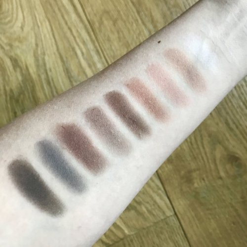ELF Mad For Matte Vol I swatches